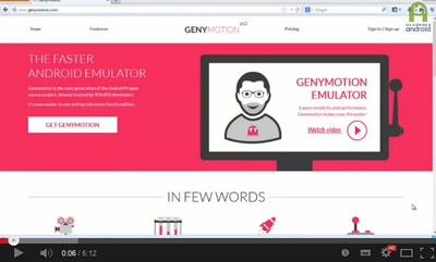 Video GeanyMotion