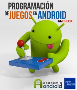 Cartel curso Programación Juegos para Android - libGDX
