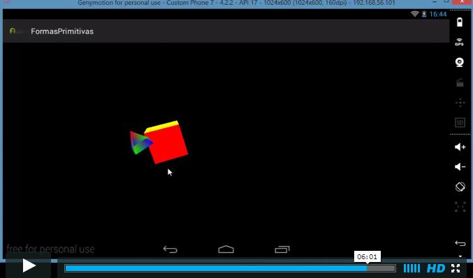 OpenGL: Objetos 3D Iluminados