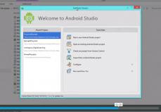 Video Instalación Android Studio