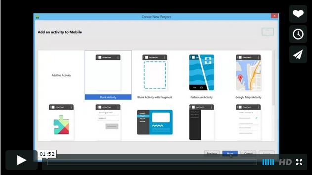 Video Proyecto En Android Studio