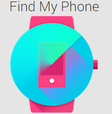 Logo Find My Phone App