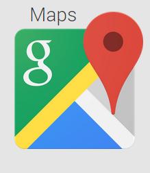Logo App Google Maps
