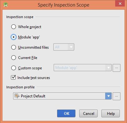 Scope Code