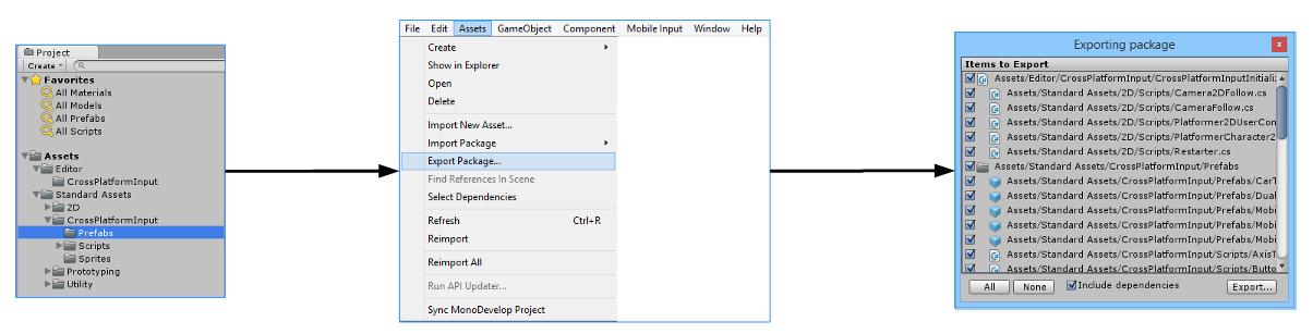 Diagrama Export