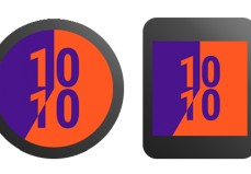 Screen Shapes Invert