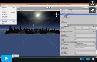 Video Proyecto Unity Básico