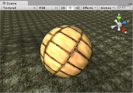 Sphere Offset X 100000