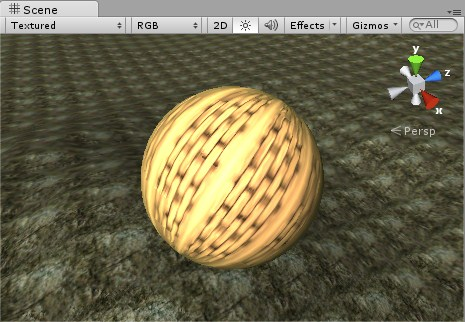 Sphere Tiling X 10