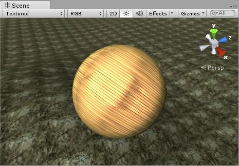 Sphere Tiling Y 10