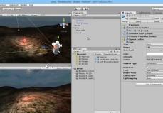 Video Implementar Dos Camaras En Unity3D