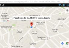 Ubicación En Mapa De Google