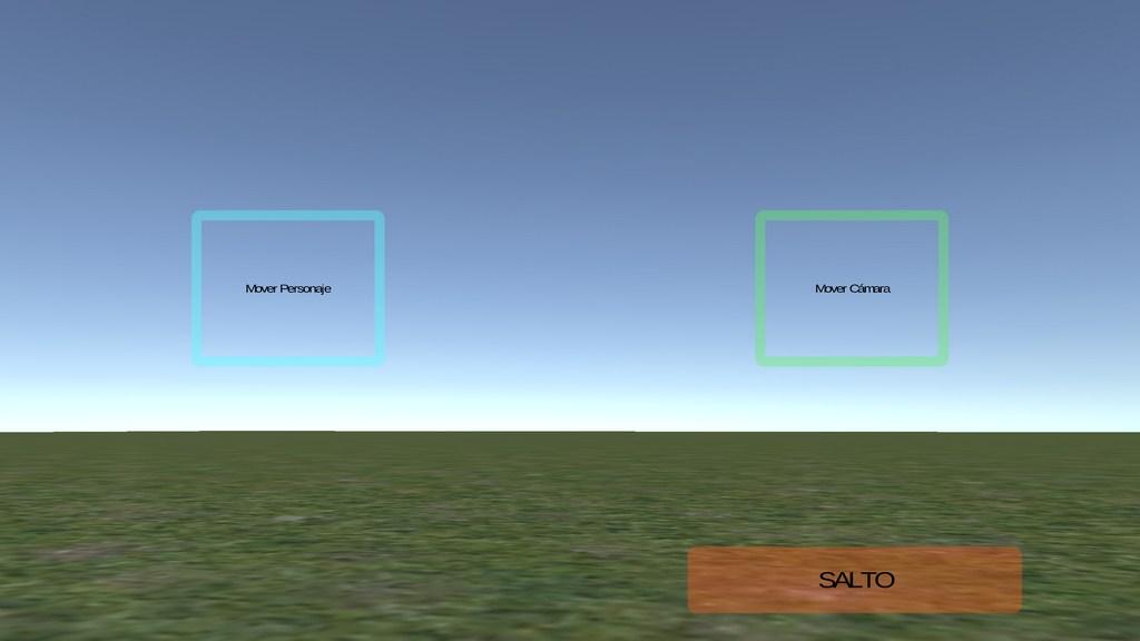 UI: pantalla del Juego