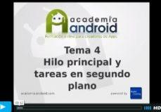 Caratula Video Proyecto Tareas Background