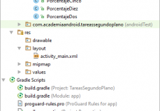 Estructura Proyecto Tareas Segundo Plano
