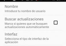 Ejemplo Preferencias Usuario En App Android