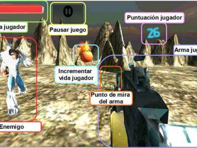 Creación de videojuego en Unity 3D (I): estructura y elementos