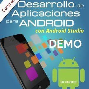 Acceso gratuito al curso demo de Android Studio
