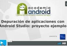 Video Depuración Android Studio